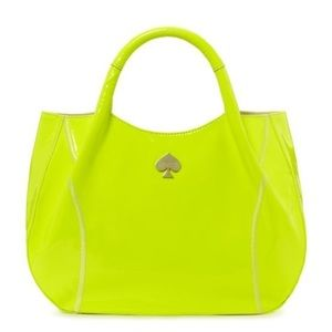 Rare....Kate Spade Tennis Ball Bag